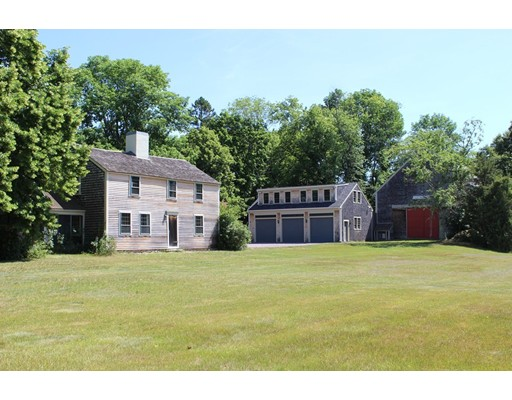 Single Family Home for Sale at 809 Mayflower Street Duxbury, 02332 United States