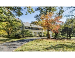 125 Hickory Road  is a similar property to 20 Bakers Hill Rd  Weston Ma
