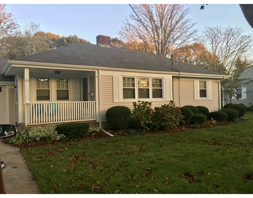Single Family Home for Rent at 52 Robinson Road Falmouth, Massachusetts 02540 United States