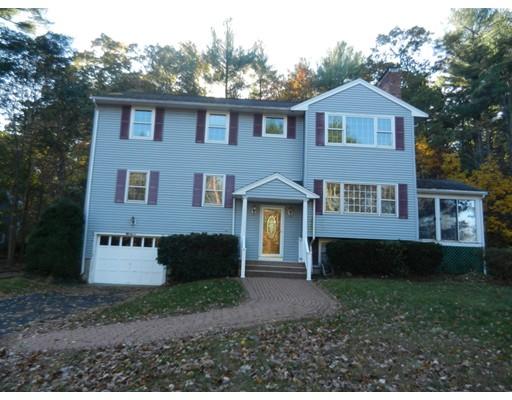 Частный односемейный дом для того Продажа на 387 North Road 387 North Road Sudbury, Массачусетс 01776 Соединенные Штаты