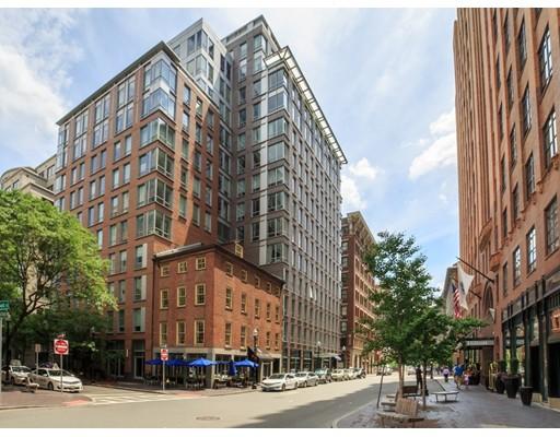 80  Broad Street Parking Space 52,  Boston, MA