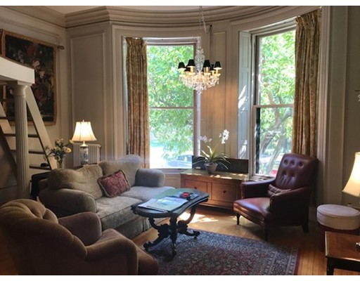 Single Family Home for Rent at 207 Commonwealth Avenue Boston, Massachusetts 02116 United States