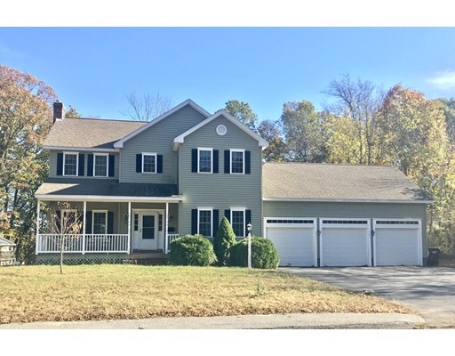 Single Family Home for Sale at 90 Rockland Road 90 Rockland Road Auburn, Massachusetts 01501 United States