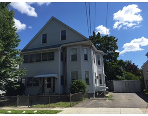 Single Family Home for Rent at 23 Springfield Street Belmont, 02478 United States