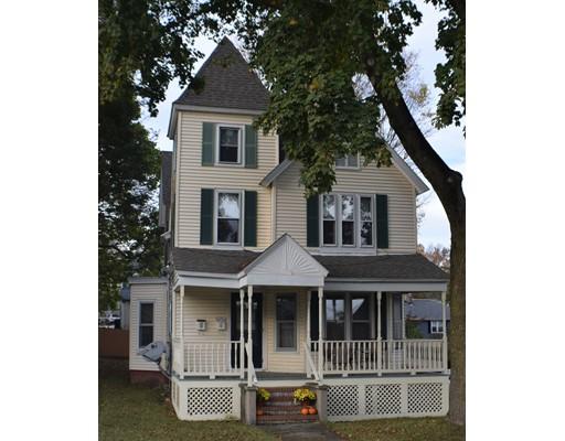 Single Family Home for Rent at 15 Hamilton Street 15 Hamilton Street Millbury, Massachusetts 01527 United States