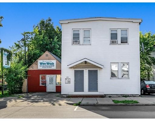 متعددة للعائلات الرئيسية للـ Sale في 895 Broadway 895 Broadway Revere, Massachusetts 02151 United States