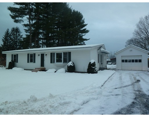 Single Family Home for Sale at 7 Coolidge Avenue 7 Coolidge Avenue Montague, Massachusetts 01376 United States