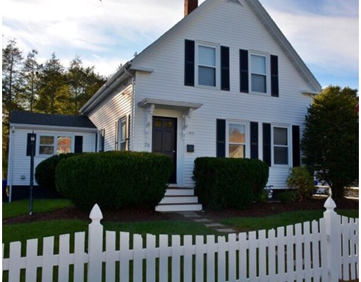 Single Family Home for Sale at 23 Albion Street 23 Albion Street Rockland, Massachusetts 02370 United States
