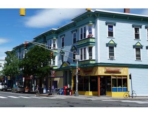 Коммерческий для того Аренда на 1253 Cambridge Street 1253 Cambridge Street Cambridge, Массачусетс 02139 Соединенные Штаты