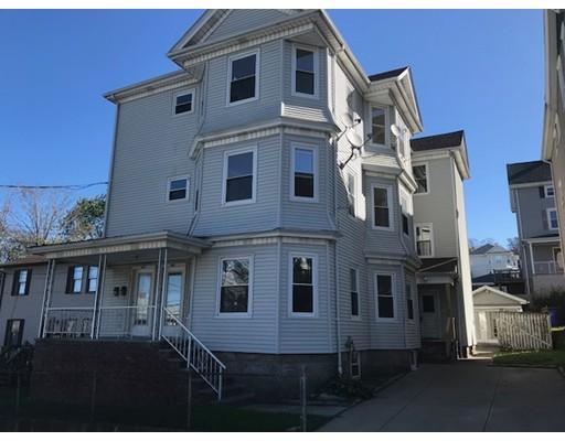 多户住宅 为 销售 在 963 Rock Street Fall River, 02720 美国