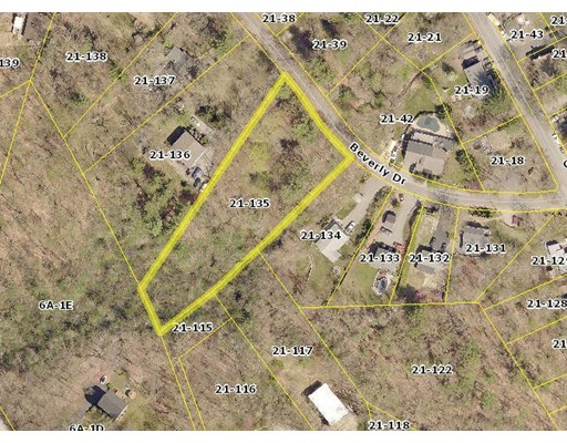 Land for Sale at 12 Beverly Drive 12 Beverly Drive Georgetown, Massachusetts 01833 United States