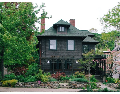 Single Family Home for Rent at 765 Washington Street Brookline, Massachusetts 02446 United States