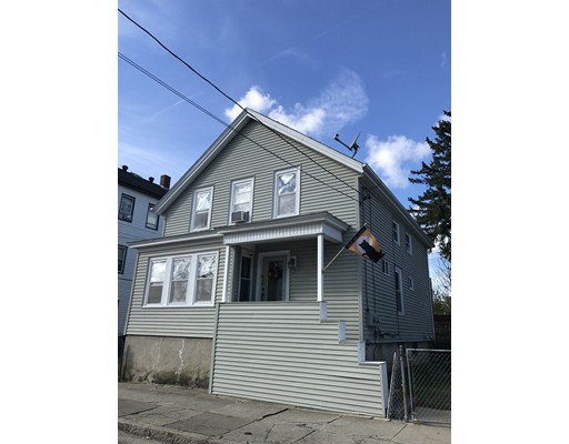 Multi-Family Home for Sale at 65 Tuttle Street Fall River, 02724 United States