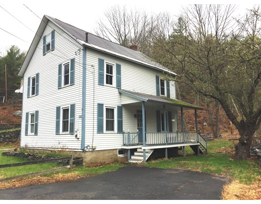 Single Family Home for Sale at 114 Route 20 114 Route 20 Chester, Massachusetts 01011 United States