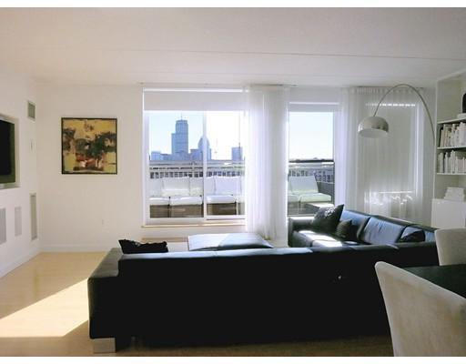 Condominium for Rent at 108 Peterborough #PHE 108 Peterborough #PHE Boston, Massachusetts 02215 United States