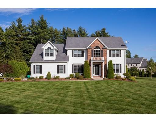 واحد منزل الأسرة للـ Sale في 24 Lauren Lane 24 Lauren Lane Southwick, Massachusetts 01077 United States