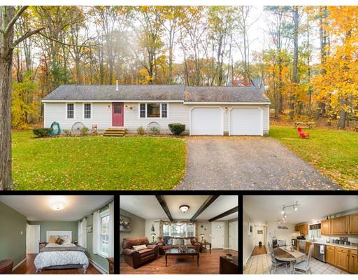 Частный односемейный дом для того Продажа на 66 Campbell Street 66 Campbell Street Rutland, Массачусетс 01543 Соединенные Штаты