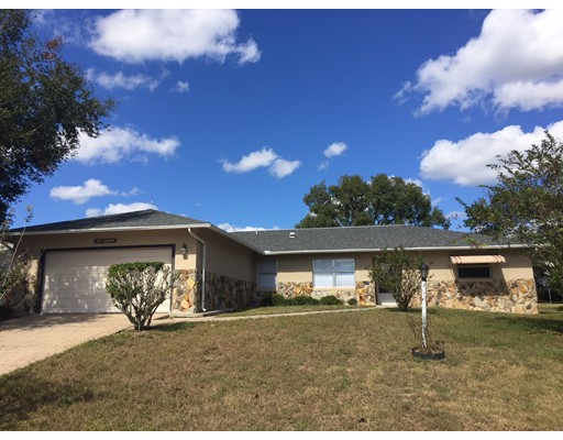 Single Family Home for Sale at 229 Valerian Place 229 Valerian Place Beverly Hills, Florida 34465 United States
