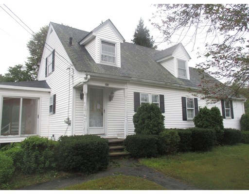 Single Family Home for Sale at 313 Thayer Street 313 Thayer Street Millville, Massachusetts 01529 United States