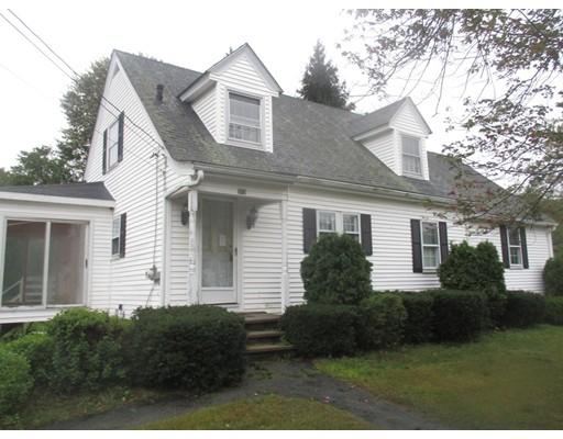 Casa Unifamiliar por un Venta en 313 Thayer Street 313 Thayer Street Millville, Massachusetts 01529 Estados Unidos