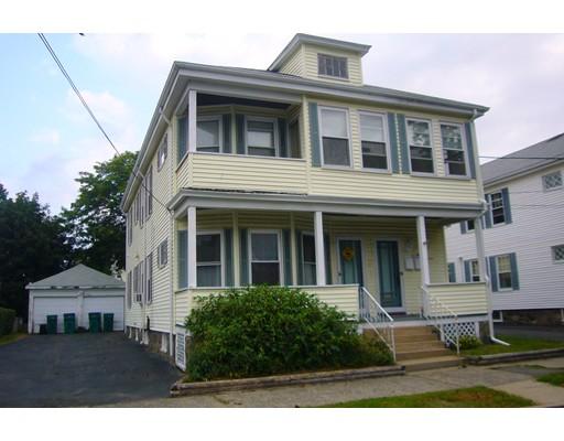 Casa Multifamiliar por un Venta en 47 Herschel Street Lynn, Massachusetts 01902 Estados Unidos