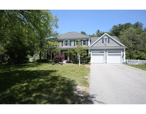 Casa Unifamiliar por un Alquiler en 96 Mount Blue 96 Mount Blue Norwell, Massachusetts 02061 Estados Unidos