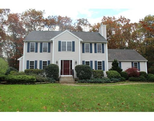 Enfamiljshus för Försäljning vid 18 Sand Castle Lane 18 Sand Castle Lane Bellingham, Massachusetts 02019 Usa