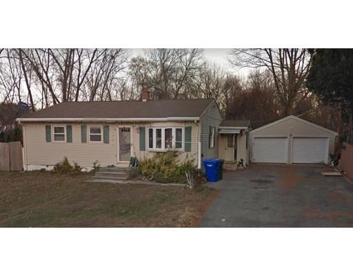 Casa Unifamiliar por un Venta en 27 Talmadge Drive Springfield, Massachusetts 01118 Estados Unidos