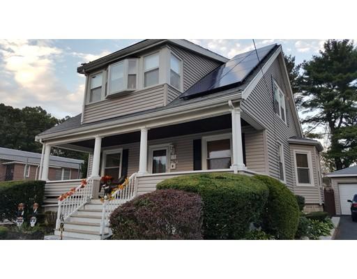 Casa Unifamiliar por un Venta en 27 Trevett Avenue Lynn, Massachusetts 01904 Estados Unidos