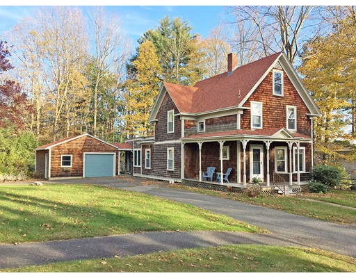 Single Family Home for Sale at 15 S Main Street 15 S Main Street Petersham, Massachusetts 01366 United States