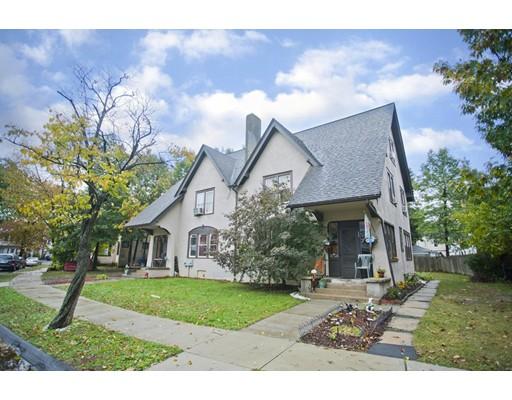 多户住宅 为 销售 在 17 Rupert Springfield, 马萨诸塞州 01108 美国