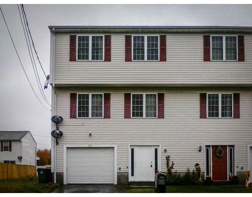 Condominium for Sale at 272 Caroline Street Fall River, Massachusetts 02721 United States