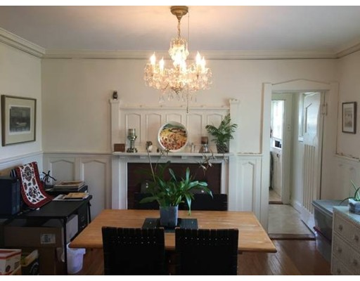 Single Family Home for Rent at 14 Palfrey Street Watertown, Massachusetts 02472 United States