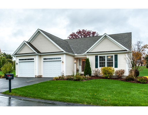 Condominium for Sale at 4 Fields Dr #4 4 Fields Dr #4 East Longmeadow, Massachusetts 01028 United States
