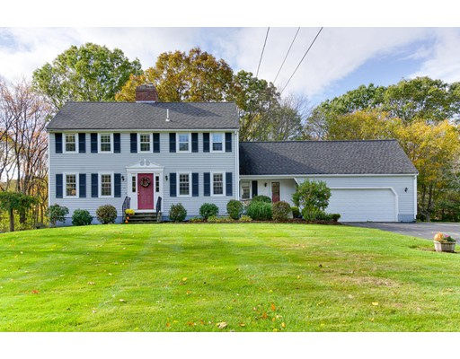 Single Family Home for Sale at 11 Tadmuck Road 11 Tadmuck Road Westford, Massachusetts 01886 United States