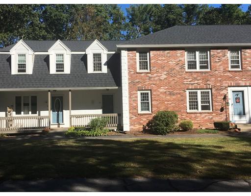 共管式独立产权公寓 为 销售 在 21 Colonial Drive Norton, 02766 美国