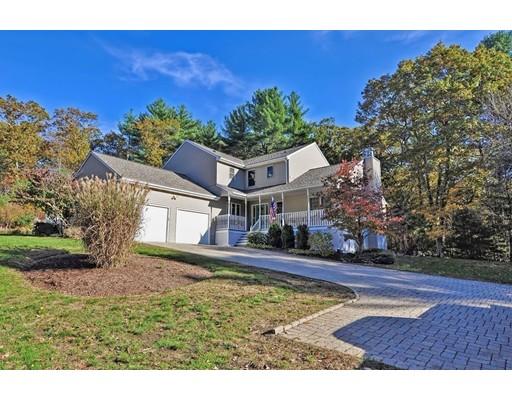 Частный односемейный дом для того Продажа на 6 Plumbley Road 6 Plumbley Road Upton, Массачусетс 01568 Соединенные Штаты