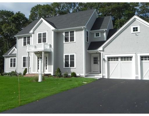 独户住宅 为 销售 在 9 Deer Common Drive 斯基尤特, 02066 美国