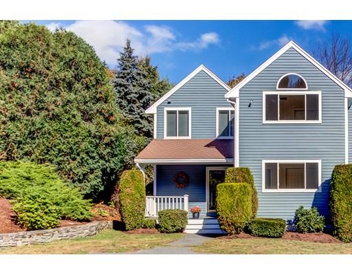 Appartement en copropriété pour l Vente à 9 Lanes End #9 9 Lanes End #9 Natick, Massachusetts 01760 États-Unis