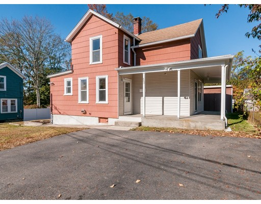 Single Family Home for Sale at 860 Harris Avenue 860 Harris Avenue Woonsocket, Rhode Island 02895 United States