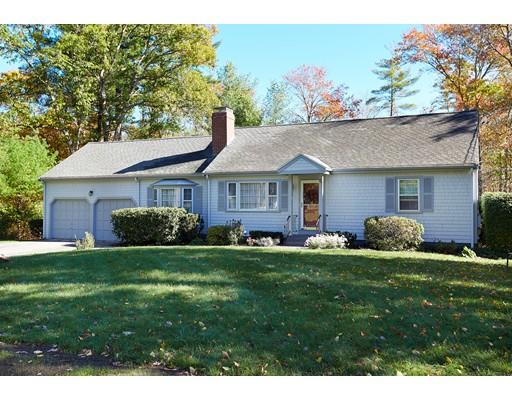 独户住宅 为 销售 在 40 Simon Hill Road 40 Simon Hill Road Norwell, 马萨诸塞州 02061 美国