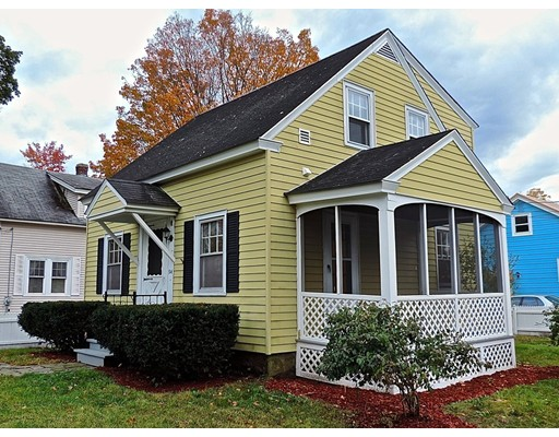 Single Family Home for Sale at 104 Norwood Street 104 Norwood Street Greenfield, Massachusetts 01301 United States