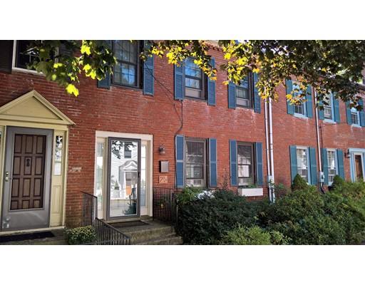 Single Family Home for Rent at 25 Munroe Street #0 25 Munroe Street #0 Newburyport, Massachusetts 01950 United States