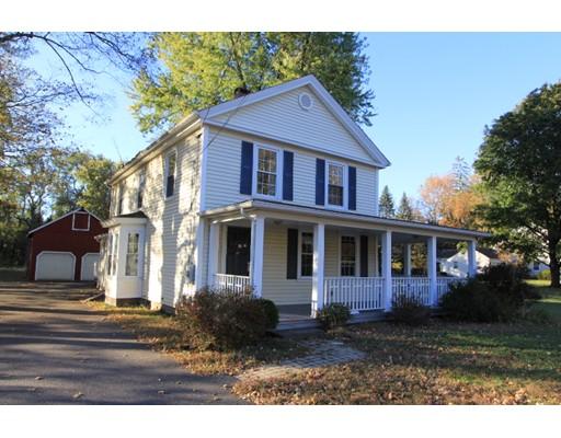 Maison unifamiliale pour l Vente à 593 Main Street 593 Main Street Wilbraham, Massachusetts 01095 États-Unis