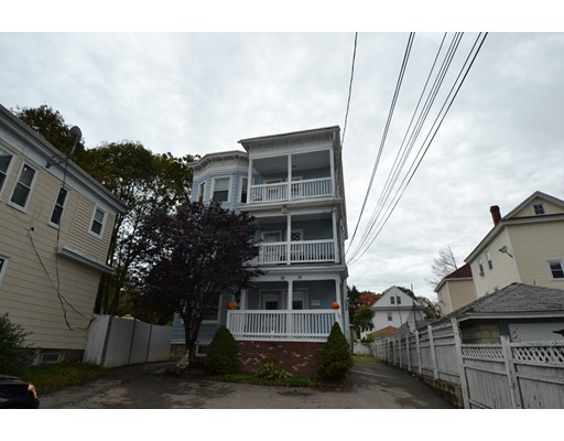 Multi-Family Home for Sale at 30 Montgomery Street 30 Montgomery Street Lawrence, Massachusetts 01841 United States