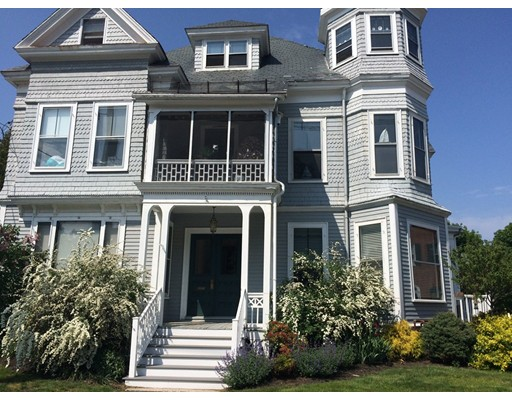 Single Family Home for Rent at 220 High Street Newburyport, 01950 United States