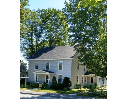 Single Family Home for Sale at 15 Prospect Street 15 Prospect Street West Boylston, Massachusetts 01583 United States