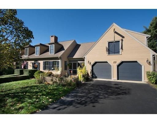 Частный односемейный дом для того Продажа на 15 Fox Hill Circle 15 Fox Hill Circle Marshfield, Массачусетс 02050 Соединенные Штаты