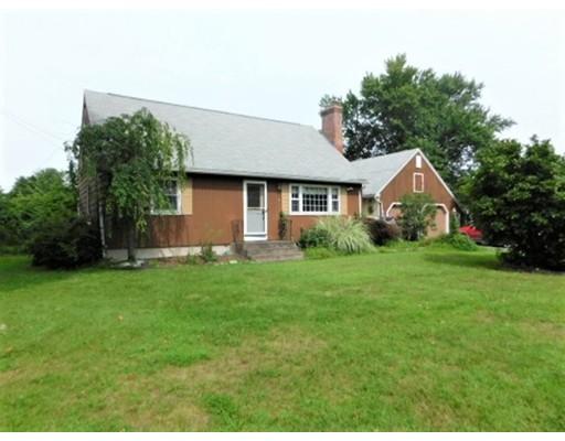 Maison unifamiliale pour l Vente à 14 Liberty Avenue 14 Liberty Avenue Agawam, Massachusetts 01001 États-Unis