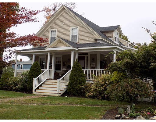 Multi-Family Home for Sale at 49 Woodlawn Avenue 49 Woodlawn Avenue Bristol, Rhode Island 02809 United States